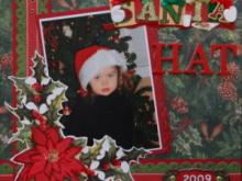 Christmas Scrapbook Album 1