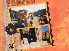 Travel Scrapbook 19-Pompeii