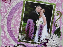 Everyday Life Scrapbook 16 – Wedding, Shower & Pets