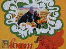 Travel Scrapbook 15 – Tulip Festival