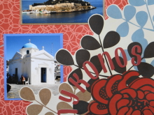 Travel Scrapbook 4 – Mykonos