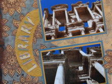 Travel Scrapbook 5 – Kusadasi & Ephesus, Turkey
