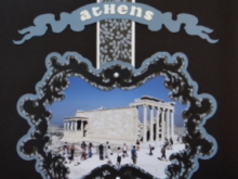 Travel Scrapbook 10 – Athens