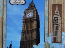 Travel Scrapbook 13 – London