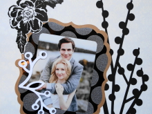 Wedding Scrapbook 5 Engagement