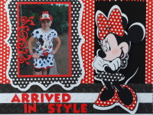 Disney Scrapbook 20-Disney Animal Kingdom