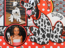 Travel Scrapbook 22 – Downtown Disney
