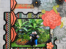 Travel Scrapbook 24 – Botanical Gardens