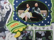 Wedding Scrapbook 7 – Engagement & Reveal