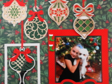 Christmas Scrapbook 6