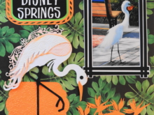 Travel Scrapbook 33 – Disney Springs