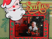 Christmas Scrapbook 7 – Winter and Christmas