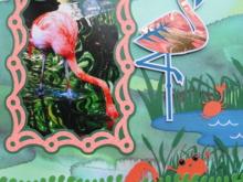 Travel Scrapbook 36 – Flamingo Gardens, Florida