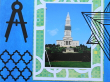 Travel Scrapbook 39 – Alexandria & Mount Vernon, VA